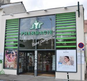 Pharmacie Saint Gerrmain Compiègne